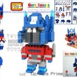 Loz Gift Series Dimond blocks Optimus Prime