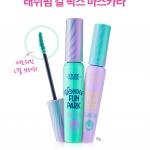 Etude House Wonder Fun Park Lash Perm Curl Fix Mascara 8 g. มาสคาร่า สีพาสเทล