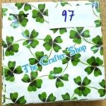 napkin ดอกไม้ (รหัสสินค้า NA-97)