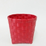 กล่องปากกากลม (PO-R) สีแดง