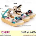 Preorder 6438p รองเท้าแฟชั่น 34-39