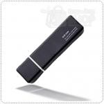 Midori Soft Pen Case - Black