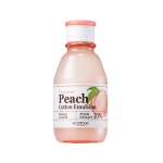 (Pre-order) Skinfood Premium Peach Cotton Emulsion 140 ml. อิมัลชั่น ช่วยควบคุมความมันบนใบหน้า