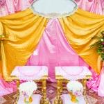 ขั้นตอนเตรียมการก่อนรดน้ำสังข์ ในพิธีแต่งงานแบบไทย