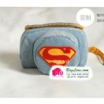 เคสกล้องแบบถุงผ้า Super man
