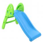 สไลเดอร์เด็ก สีฟ้่า-เขียว...Fun Slide ...ฟรีค่าจัดส่ง