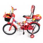 จักรยาน ขนาด 16 นิ้ว สีแดง