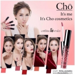 Cho Silky Matte Liquid Lipstick ลิปแมทโช แบรนด์ของเนย โชติกา