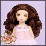 Dark Auburn Wig