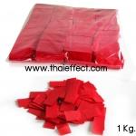 กระดาษตัด สี่เหลี่ยม SLOWFALL 1.7CM x 5 CM. (เลือกสี)