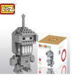 เลโก้ Loz ชุด Gift Series Dimond blocks Bender