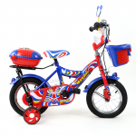 จักรยานเด็กขนาด 12 นิ้วสีน้ำเงิน-แดง ...ฟรีค่าจัดส่ง