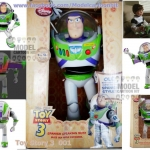 Buzz Lightyear Spanish Speaking Action Figure - 12''