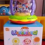 ดรีมไลท์ + กลองม้าหมุน Merry go round music drum