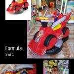 รถขาไถ 5in1 Formula 1 Ride-On