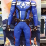 Model Captain America