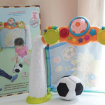 Huile Toys Scoring Goals ประตูฟุตบอล มหาสนุก