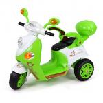 รถมอเตอร์ไซค์ (รถแบต) สีเขียว...ฟรีค่าจัดส่ง