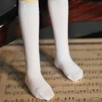 MSD Knee Socks White