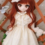 [Pre-Order] Pearl Lace Girl