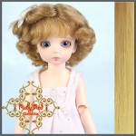 French Curly Mohair Wig (6 colors)