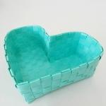 กล่องหัวใจ สีมิ้นต์ H-10