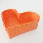 กล่องหัวใจ สีส้ม H-07