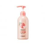 Skinfood Peach Body Wash 300 g. ครีมอาบน้ำ ให้ผิวเปล่งปลั่ง สดใส มีชีวิตชีวา