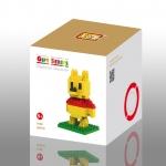เลโก้ Loz ชุด Gift Series Dimond blocks (Pooh)