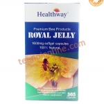 นมผึ้ง Healthway Royal Jelly 1600 mg