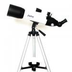 กล้องดูดาวTelescope Jiehe F500 x 80