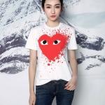 เสื้อยืด Com' Heart