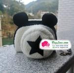 เคสกล้องแบบถุงผ้า Panda