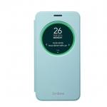 "Asus View Flip Cover Case สำหรับ Zenfone2Laser 5.0"" ZE500KL (BLUE)"