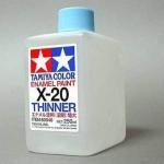 TA80040 X-20THINNER 250ML