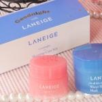 Laneige Good night Sleeping Care Kit ชุดมอบความชุ่มชื้น ให้ผิว และริมฝีปาก
