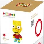 เลโก้ Loz ชุด Gift Series Dimond blocks (Barl Simpson)
