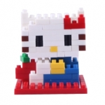 เลโก้ Loz ชุด Gift Series Dimond blocks (Male Kitty )