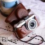 Case กล้อง VR Leica X2