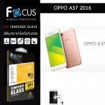 Focus ฟิล์มกระจกนิรภัย OPPO A37 กันรอยนิ้วมือติดเองได้ง่ายๆ