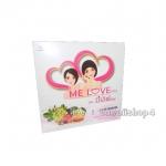 Melove collagen Mix มีเลิฟมิ๊ก รสนม ราคาถูกเพียง 890 บาท 1 กล่องมี 40 ซอง มีเลิฟมิกซ์ ราคาส่ง
