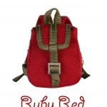 Red Flip Backpack