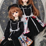 [PRE-ORDER] Merry-Go-Round SD Girl Set