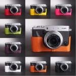 เคสกล้อง TP Half-case Fuji X30 color collection