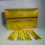 Caviar placenta Q10 plus (คาเวียร์ร่า)คาเวียร์ พาเซนต้า คอลลาเจน+สเต็มเซล์จากไข่ปลาคาเวีย ถูกที่สุดเพียง 1700 บาท รักษาสิว ผิวขาใส