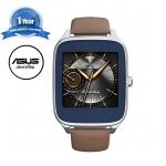 Asus Zenwatch 2 Silver (สีLeather Camel) สำหรับผู้ชาย WI501Q