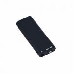 เครื่องบันทึกเสียงรุ่นจิ๋ว เครื่องอัดเสียง (Black Mini Mp3 Player)