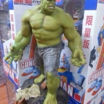 The Hulk Fuguer Model Big Size