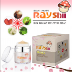 Rayshii Gold 6 Skin Sensitive Anti-acne Cream เรชิ ครีมหน้าสด ลดสิว + ผิวเเพ้ครีม