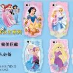 """เคส iPhone6 4.7"""" เคสรูปทรงกระจก ลาย """"Princess Disney"""""""